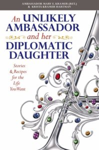 Unlikley Ambassador Diplomatic Daughter Native Cover