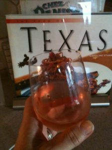 Texas Wine and Cooking